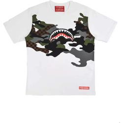 textil Hombre Camisetas manga corta Sprayground SP022S Blanco