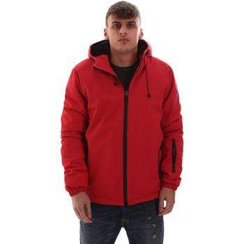 textil Hombre Chaquetas Invicta 4431570/U Rojo