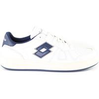 Zapatos Hombre Zapatillas bajas Lotto L58229 Blanco