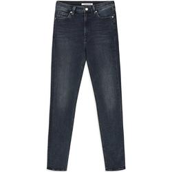 textil Mujer Vaqueros slim Calvin Klein Jeans J20J212018 Azul