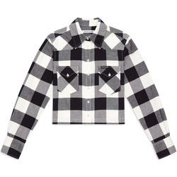 textil Mujer Camisas Calvin Klein Jeans J20J212123 Negro