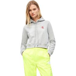 textil Mujer Sudaderas Calvin Klein Jeans J20J210601 Gris