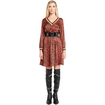 textil Mujer Vestidos cortos Denny Rose 921ND15008 Rojo