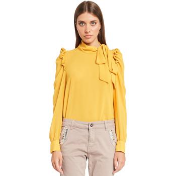 textil Mujer Tops / Blusas Denny Rose 921ND45001 Amarillo