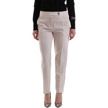 textil Mujer Pantalones chinos Gaudi 921FD25001 Beige