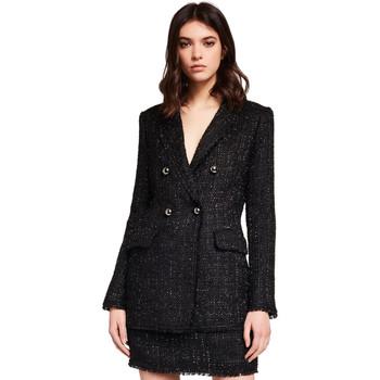textil Mujer Chaquetas / Americana Gaudi 921FD35029 Negro