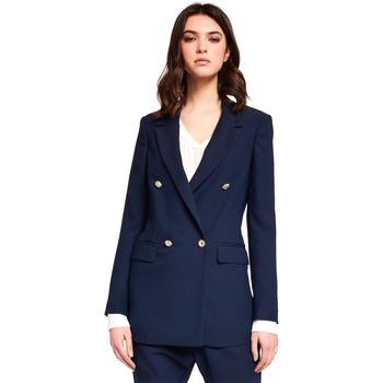 textil Mujer Chaquetas / Americana Gaudi 921FD35035 Azul