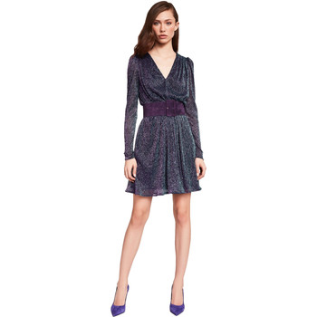 textil Mujer Vestidos cortos Gaudi 921FD14003 Azul