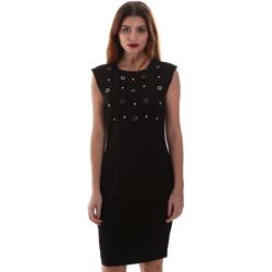 textil Mujer Vestidos cortos Gaudi 921FD15004 Negro