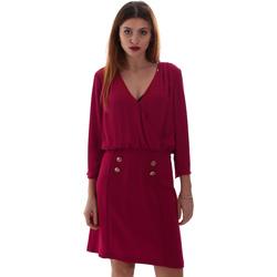 textil Mujer Vestidos cortos Gaudi 921FD15037 Rosado