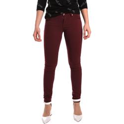 textil Mujer Vaqueros slim Gaudi 921BD25002 Rojo