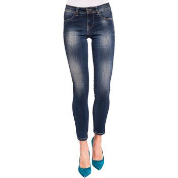 textil Mujer Vaqueros slim Gaudi 921BD26008 Azul