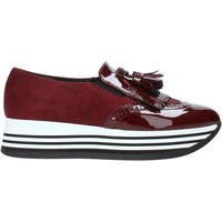 Zapatos Mujer Slip on Grace Shoes MAR016 Rojo