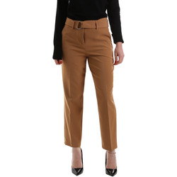 textil Mujer Pantalones chinos Liu Jo W69089 T7896 Beige
