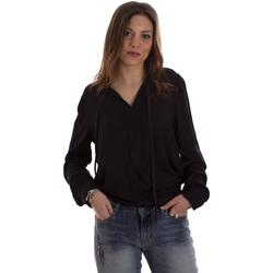 textil Mujer Camisas Liu Jo F69053 T4090 Negro
