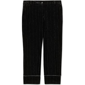 textil Mujer Pantalón de traje Liu Jo F69250 T4097 Negro