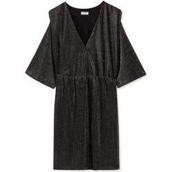 textil Mujer Vestidos cortos Liu Jo F69392 J5828 Negro
