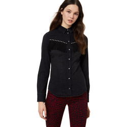 textil Mujer Camisas Liu Jo U69071 D3114 Negro