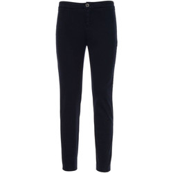 textil Mujer Pantalones chinos NeroGiardini A960700D Azul