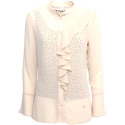 textil Mujer Camisas NeroGiardini A963130D Beige