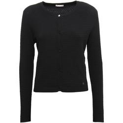 textil Mujer Chaquetas de punto NeroGiardini A964525D Negro