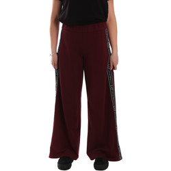 textil Mujer Pantalones de chándal Ea7 Emporio Armani 6GTP63 TJ31Z Rojo