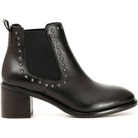 Zapatos Mujer Botines Café Noir GE144 Negro
