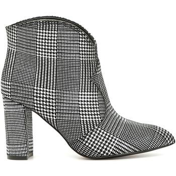 Zapatos Mujer Botines Café Noir LF833 Blanco