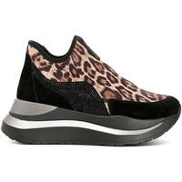 Zapatos Mujer Slip on Café Noir DC975 Negro