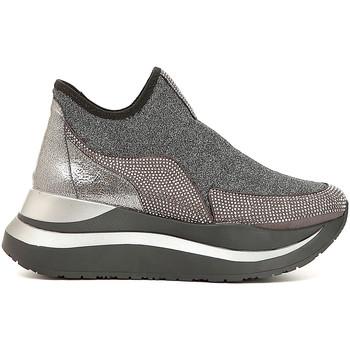 Zapatos Mujer Slip on Café Noir DC985 Gris