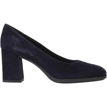 Zapatos Mujer Zapatos de tacón Grunland SC4757 Azul