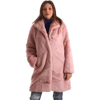 textil Mujer Abrigos Invicta 4444005/D Rosado