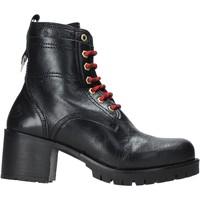Zapatos Mujer Botines Lumberjack SW68501 002 B01 Negro