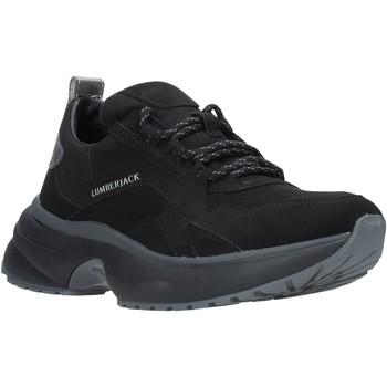 Lumberjack SW56811 001 S03 Negro - Zapatos Deportivas bajas Mujer 3495