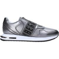 Zapatos Mujer Deportivas Moda Bikkembergs B4BKW0056 Gris