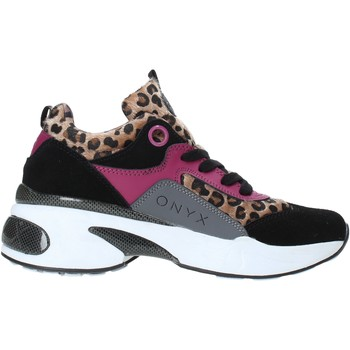 Zapatos Mujer Zapatillas bajas Onyx W19-SOX515 Negro
