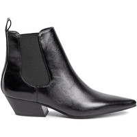 Zapatos Mujer Botines Calvin Klein Jeans B4E6262 Negro