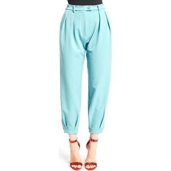 textil Mujer Pantalones chinos Denny Rose 921DD20008 Azul