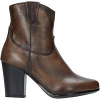 Zapatos Mujer Botines The Flexx E8012_02 Marrón