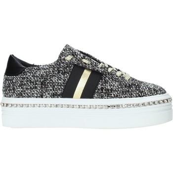 Zapatos Mujer Deportivas Moda Gold&gold B19 GA138 Negro
