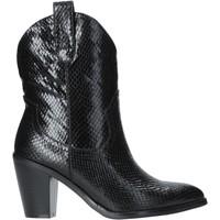 Zapatos Mujer Botines Gold&gold B19 GU22 Negro