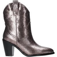 Zapatos Mujer Botines Gold&gold B19 GU22 Gris