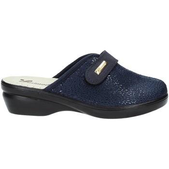 Zapatos Mujer Pantuflas Susimoda 6836 Azul