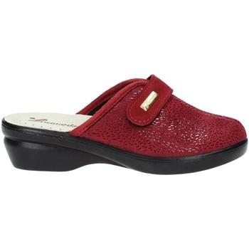 Zapatos Mujer Pantuflas Susimoda 6836 Rojo