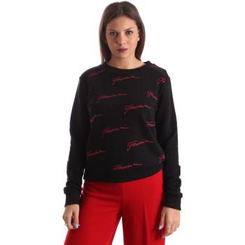 textil Mujer Sudaderas Fracomina FR19FP961 Negro
