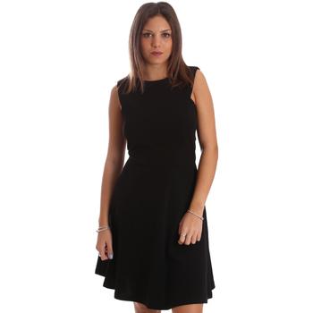 textil Mujer Vestidos cortos Fracomina FR19FP085 Negro