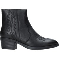 Zapatos Mujer Botines Pregunta PF5794T Negro