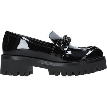 Zapatos Mujer Mocasín Pregunta PAA21 Negro