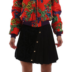 textil Mujer Faldas Versace A9HUB30505487899 Negro