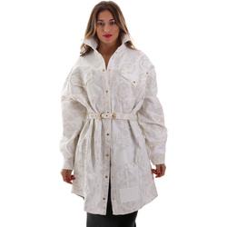 textil Mujer Chaquetas Versace D2HUB445HRC43003 Blanco